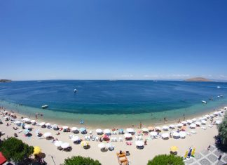 Пляжи в Стамбуле порадуют туриста