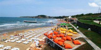 Платные пляжи Стамбула