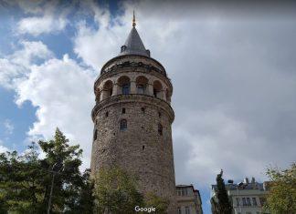 Галатская башня фото снаружи