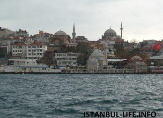 Зима в Стамбуле теплая, но ветряная