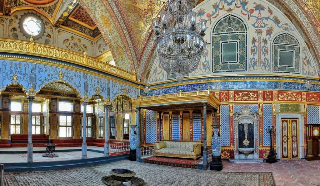 Дворец Топкапы Стамбул: фото, часы работы, цена, Покои султана