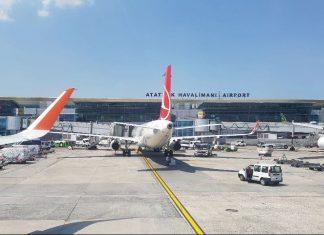 Аэропорт им. Ататюрка закроется в марте 2019