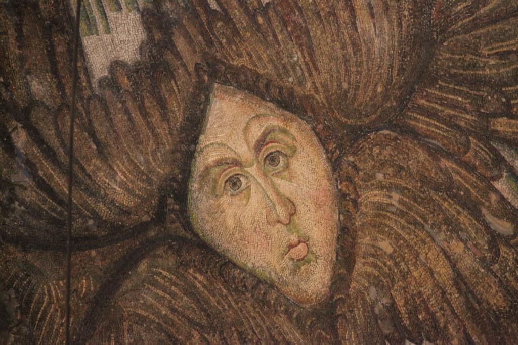 Фрески в соборе Св.Софии