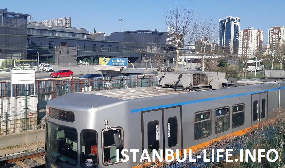 Metro Stambula Vremya Raboty Cena Shema Istanbul Life Info