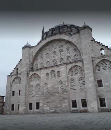 Мечеть Михримах в Эдирнекапы