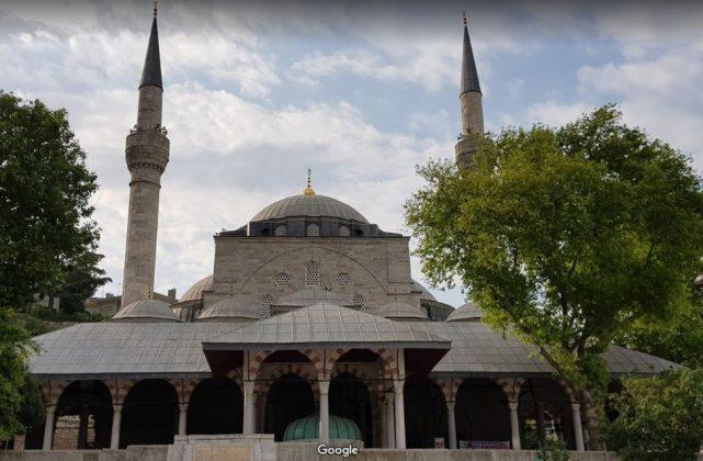 Мечеть Михримах в Уськюдаре