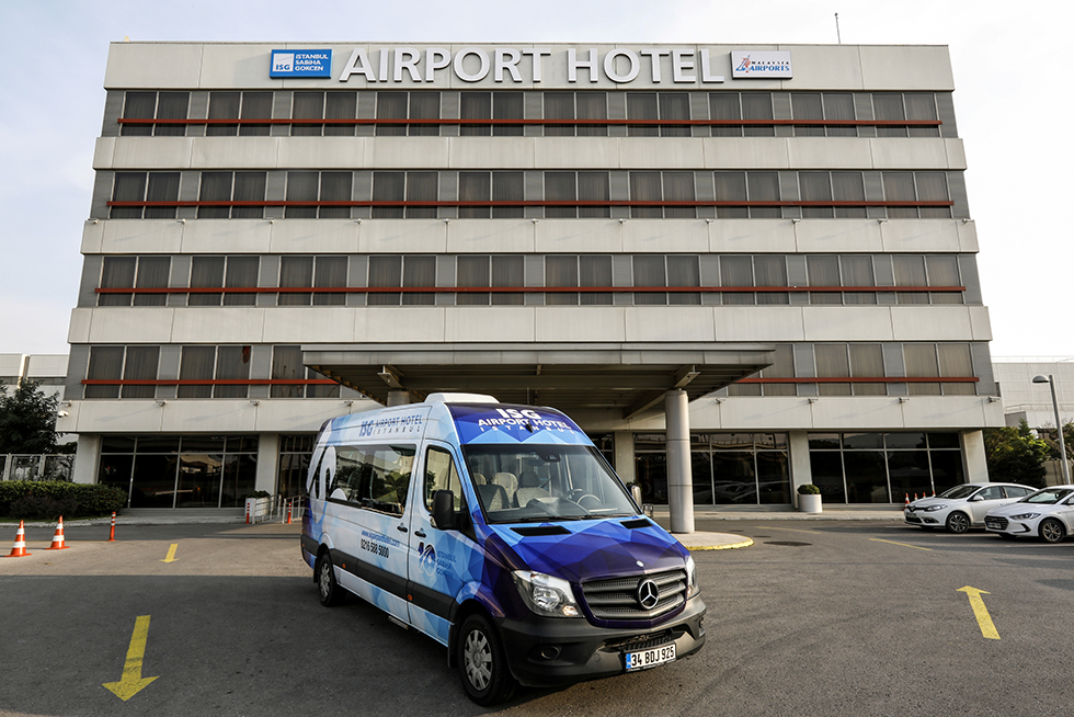 Отель аэропорта Сабиха Гекчен