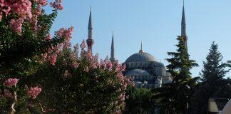 Погода в Стамбуле летом