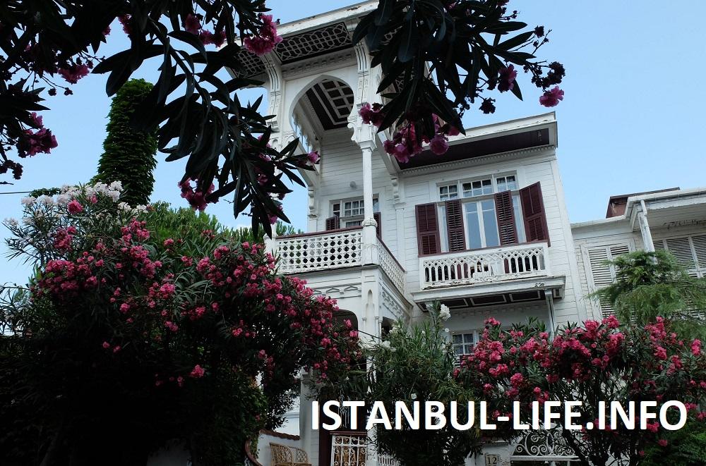 Принцевы острова Стамбул