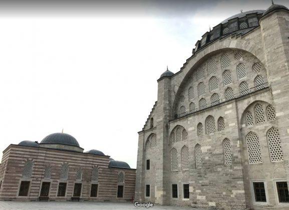 Комплекс мечети в Эдирнекапы