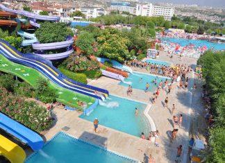 Лучший аквапарк в Стамбуле