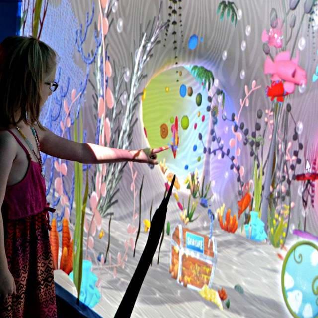Цифровой аквариум
