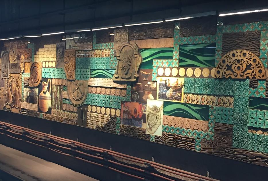 Станция Мармарай Еникапы