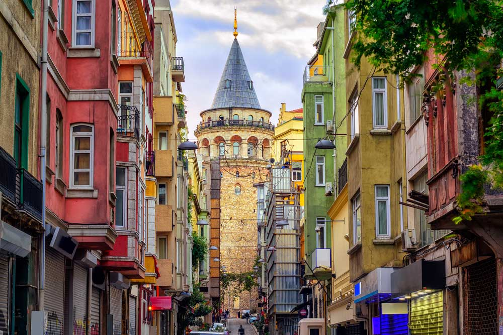 Стамбул картинки улицы