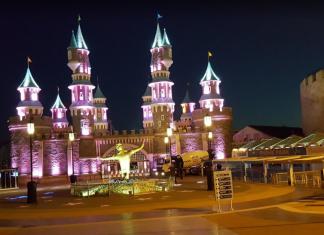 Isfanbul - парки развлечений в Стамбуле