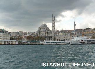 Стамбул в октябре фото
