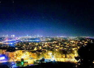 Новый год в Стамбуле 2020