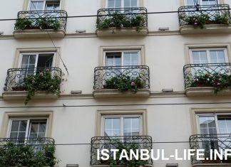 Квартиры и апартаменты в Стамбуле - снять