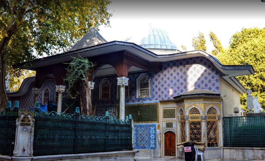 Мавзолей Эйюп Султан