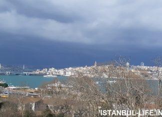 Стамбул на день Валентина