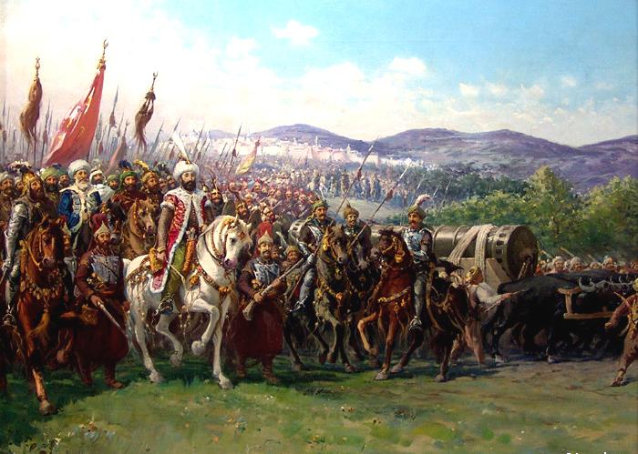 История Стамбула кратко: завоевание Константинополя