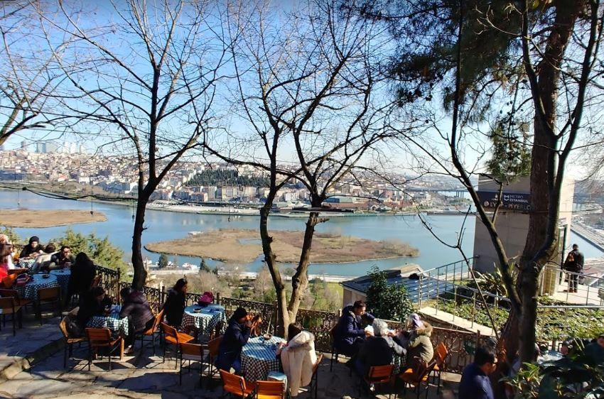 Кафе Пьер Лоти - что посмотреть в Стамбуле за 5 дней