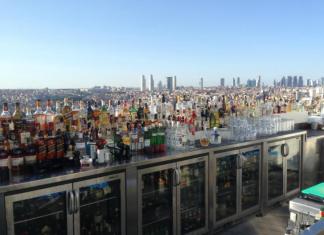 Лучшие бары Стамбула