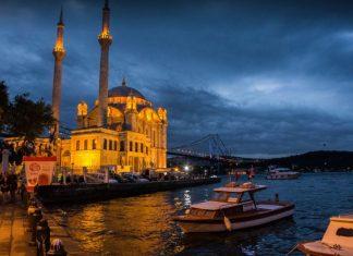 Мечеть Ортакей Стамбул