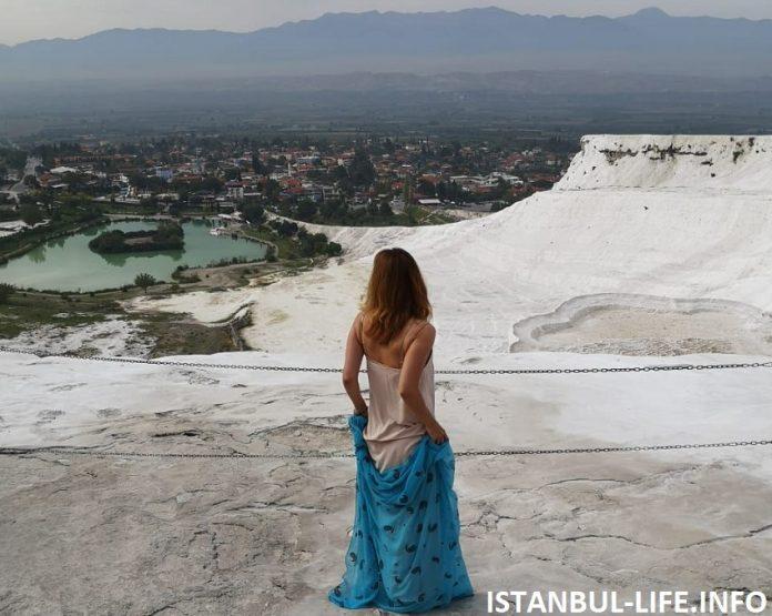 Из Стамбула в Памуккале