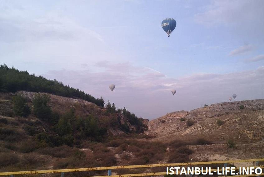 Как добраться из Стамбула в Памуккале