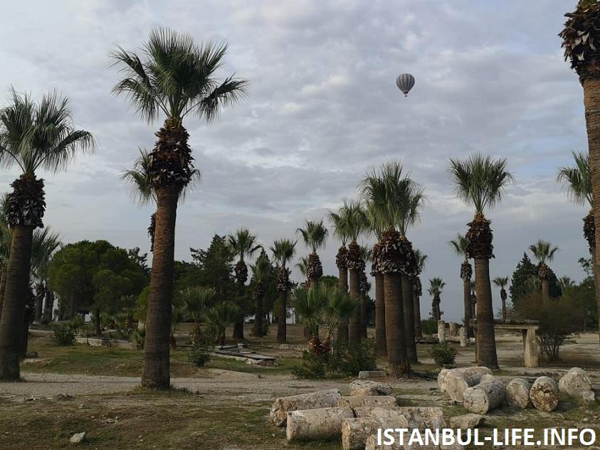 Поездка в Памуккале из Стамбула