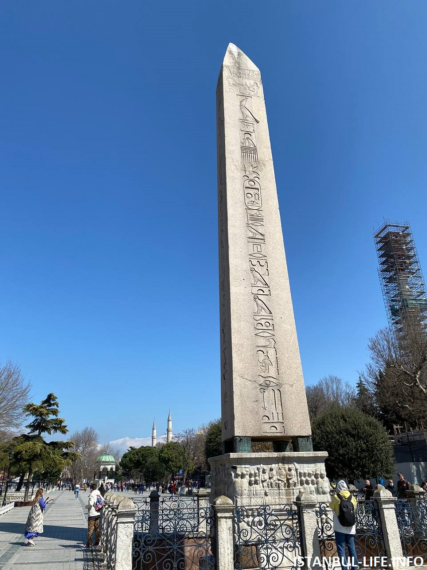 Султанахмет - достопримечательности Стамбула